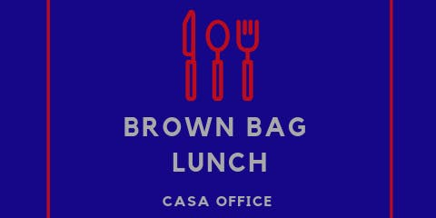 Brown Bag Lunch: Foster & Adoption Education Tuition Vouchers