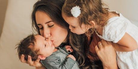 Geschwisterliebe - Wie ein glückliches Miteinander in der Familie gelingt Tickets