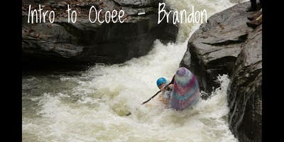 Charc Tank - Intro to the Ocoee - Brandon