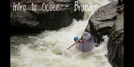 Charc Tank - Intro to the Ocoee - Brandon tickets