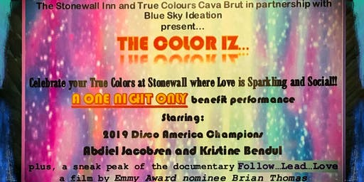 THE COLOR IZ...