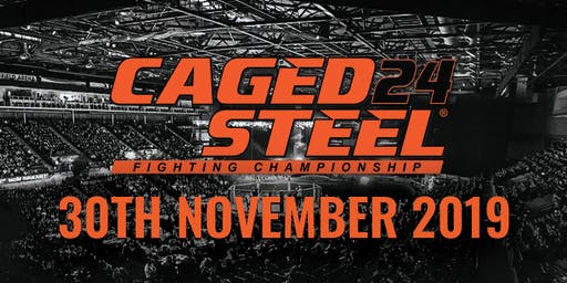 Caged Steel 24 - Doncaster