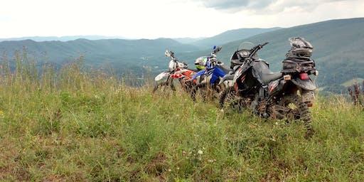 Adventurers Weekend- Dual Sport Exclusive