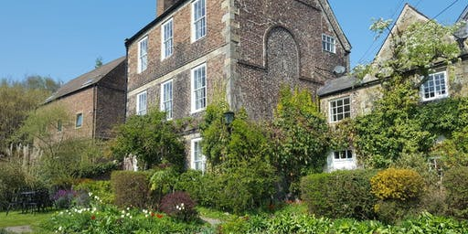 Creative Writing Workshop at Crook Hall & Gardens