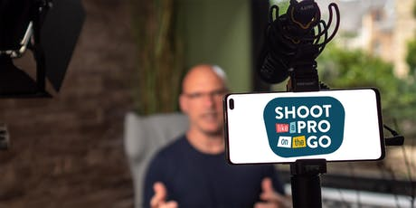 Shoot Like a Pro on the Go: A Mobile Video Training Day tickets