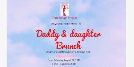 Daddy & Daughter Brunch tickets