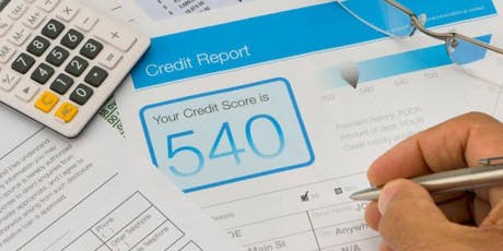 FREE EVENT:  Evaluating Your Credit Report  tickets