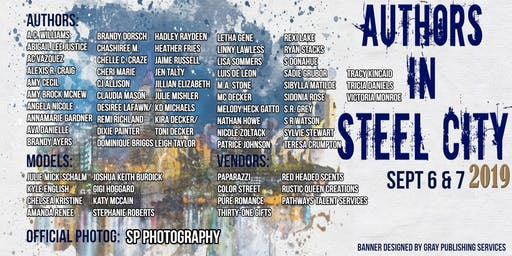 2nd Annual Authors in the Steel City