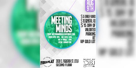 Meeting Minds Los Angeles- Summer Chic Edition tickets