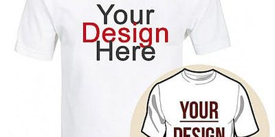 Heat Press T- Shirt Class ( Start Your Own Business)