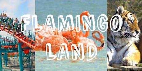 INDOSOC GOES TO FLAMINGO LAND! tickets