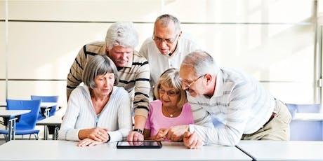 """Sudraba (senioru) ekonomika: vai esam tai gatavi?"" Fokusgrupa tickets"