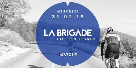 La Brigade fait des bornes - 31.07 billets
