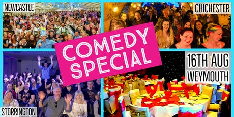 Comedy Special - Weymouth tickets