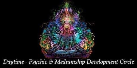 Beginners Psychic and Mediumship Development Circle - Daytime tickets