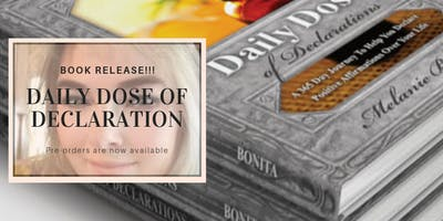 Daily Dose Of Declarations Pre-Launch Book Order Event