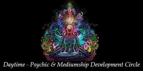 Beginners Psychic and Mediumship Development Circle - Daytime tickets