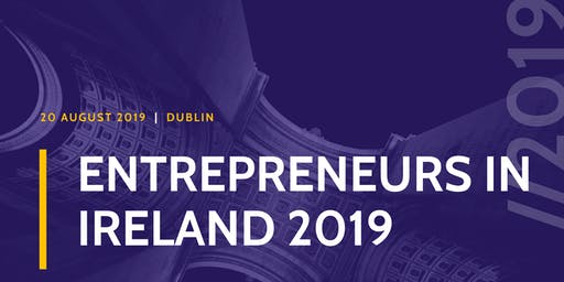 Entrepreneurs in Ireland 2019