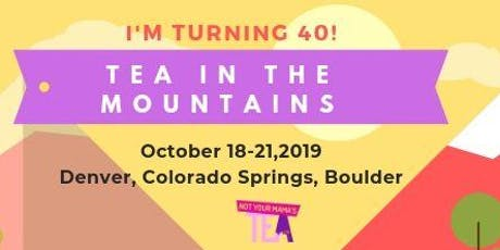 Tea in the Mountains tickets