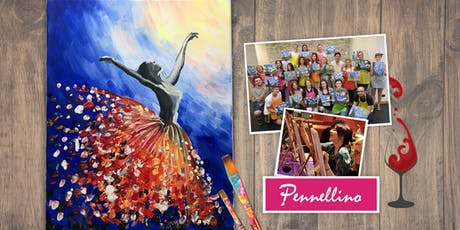 Paint & Fun Evening: Ballerina biglietti