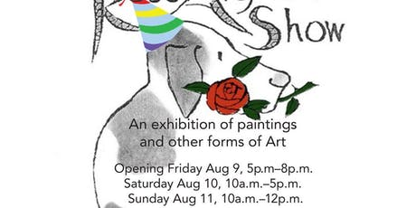 60th Annual Rose Algrant Art Show tickets