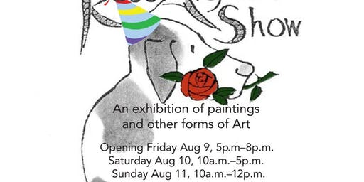 60th Annual Rose Algrant Art Show