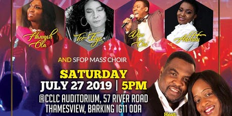 SUMMER FESTIVAL OF PRAISE 2019 tickets
