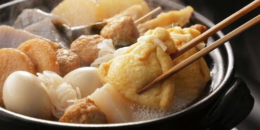Would you like to try Japanese Hot Pot and a Spiritual Healing in Dublin?