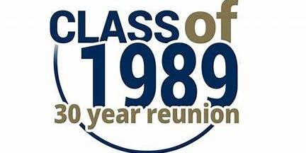CSHS Class of 89' 30th year Reunion