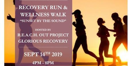 Recovery Run & Wellness Walk 2019 tickets