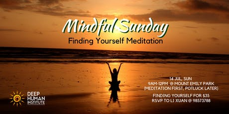 Mindful Sunday: Meditate & Find Yourself tickets