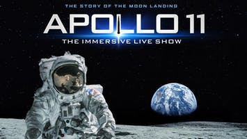 """APOLLO 11 – The Immersive Live Show"""