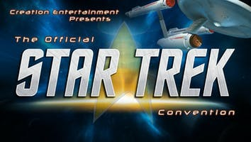 """The Official Star Trek Convention"""