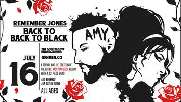 Remember Jones - Tribute to Amy Winehouse