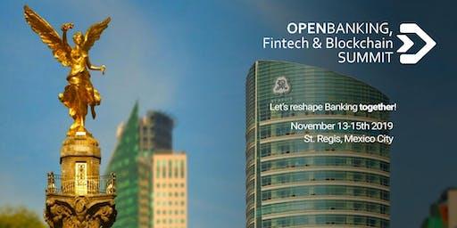 OpenBanking, Fintech & BlockChain SUMMIT 2019