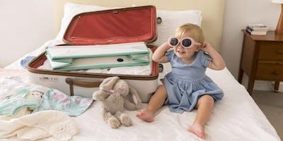 Reisen mit Kindern: zu stressig und gefährlich? Von wegen!
