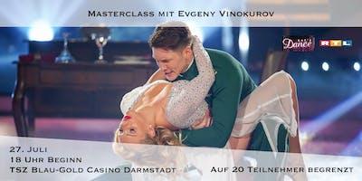 Masterclass mit Evgeny Vinokurov