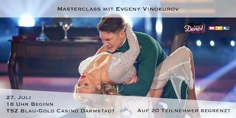 Masterclass mit Evgeny Vinokurov Tickets