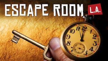 """Escape Room LA: """"The Detective"""""""