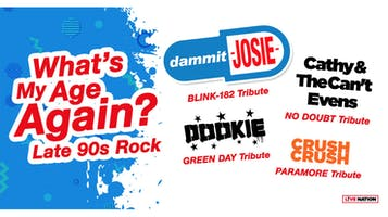 What's My Age Again? '90s Rock Tributes