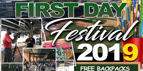 First Day Festival: Back 2 School Event tickets