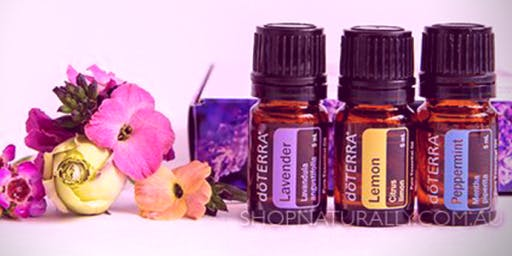 Experience doTERRA Essential Oils!