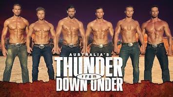 """Australia's """"Thunder From Down Under"""""""