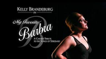 """Kelly Brandeburg: """"My Favorite Barbra"""""""