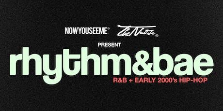 RHYTHM & BAE tickets