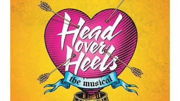 """""""Head Over Heels"""""""