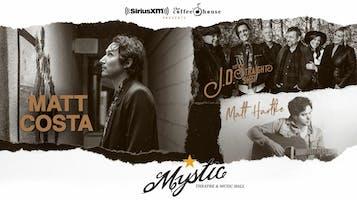 Matt Costa, JD & The Straight Shot