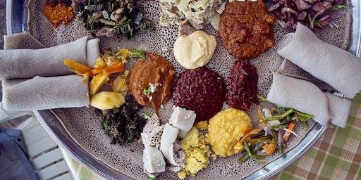 Ethiopian Flavors: Vegan Lentil Stew