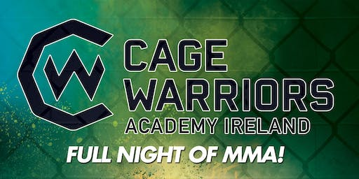 Cage Warriors Academy Ireland