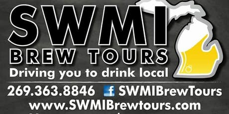 August 18th Brewery Tour tickets